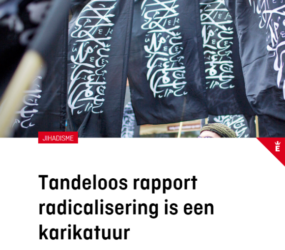 RapportRadicalisering